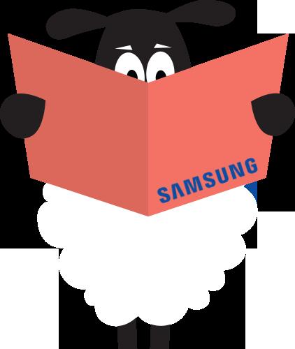 MyWoollie & Samsung